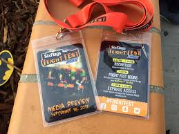Six Flags Meal Pass Socal Attractions 360 U2013 Six Flags Magic Mountain Fright Fest
