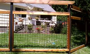 landscaping 1000 images about cheap fencing with wire and wood
