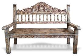 old world tuscan bench traditional indoor benches by lutina