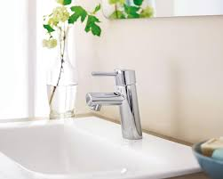 furniture captivating single handle pull down faucet by grohe