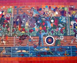 ceramic tile restoration reinstallation mural stabilization ceramic tile repair and reinstallation for granizo mural