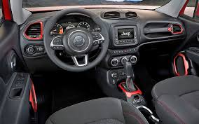 jeep renegade 2014 interior 2015 jeep renegade highlighted on coolest cars list