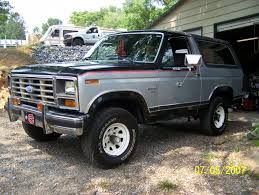 ford bronco 1982 ford bronco perfect condition dream truck pinterest