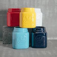 kitchen utensil canister jar utensil holder relish decor