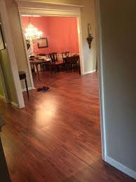 home depot black friday laminate flooring trafficmaster south american cherry 7 mm thick x 7 2 3 in wide x