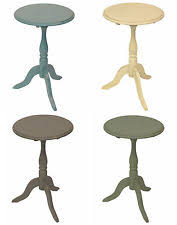 small round dinette table pedestal side table ebay
