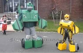 Transformer Halloween Costume Transforms Transformers Costumes Transform