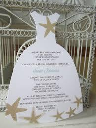 Bridal Shower Invitation Cards Designs Beach Bridal Shower Invitations Kawaiitheo Com