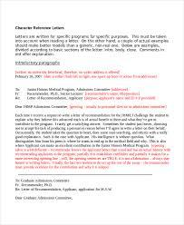 sample character reference letter doctor resume acierta us