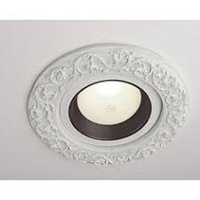 Recessed Lights In Kitchen Gorgeous Ledra 12 Matte Chrome Led Recessed Light With Diamond