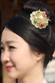 traditional korean accessories traditional baboo binyeo
