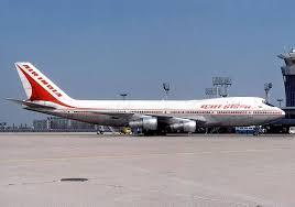 air india flight 855 wikipedia