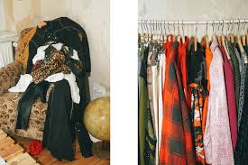 berlin closets the australian stylist who makes her own lingerie