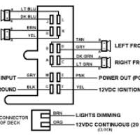 acdelco radio wiring 1991 acdelco wiring diagrams