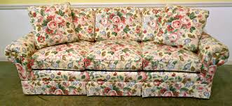 Fabric Sofas And Couches Decorating Interesting Curtain With Calico Corners Fabric And