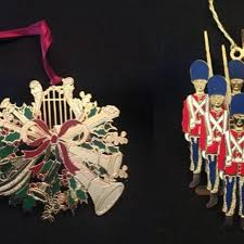 find more baldwin brass collectible 23k gold chemart ornaments