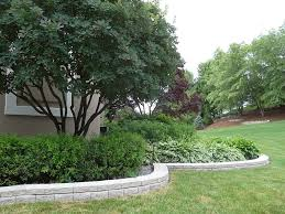 garden outstanding botanical garden decoration using edging stone
