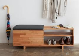 Storeage Bench - 15 creative diy storage benches hative