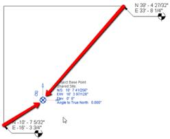 revit coordinates tutorial project relative coordinate origin the revit clinic