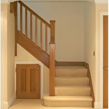 Oak Banister Stair Parts Stairs The Heritage Collection