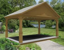 Gamble Roof Red Cedar Long Gable Ramadas Ramadas By Roof Type