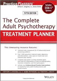 Counselor Treatment Manual Pdf The Complete Psychotherapy Treatment Planner 5th Edition Pdf
