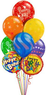 delivery of balloons birthday balloons bouquet for delivery in hyderabad birthday