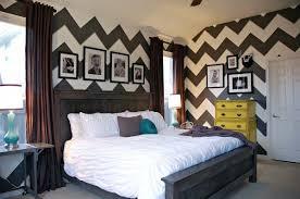 Chevron Bedrooms Cute Chevron Bedrooms Iammyownwife Com