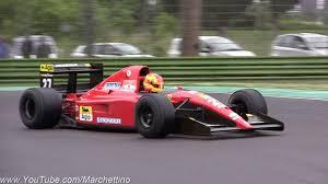 ferrari f1 the best sounding formula 1 ever ferrari 643 f1 extreme v12 sound