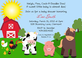 free barnyard birthday party invitations u2014 liviroom decors
