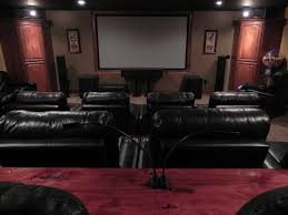 movie chairs for home theaters spectrahome traverse chair at costco avs forum home theater
