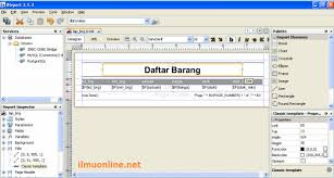 kumpulan tutorial java netbeans tutorial jasper report netbeans