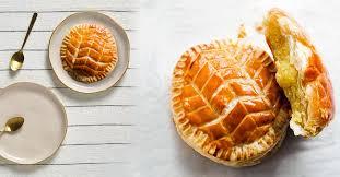 herve cuisine galette des rois hervecuisine enorme ce gros gâteau sablé amande et