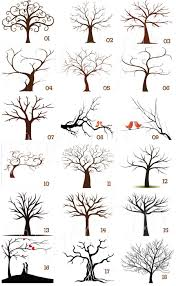 tree illustrations for painting ideas awesome exles i like the