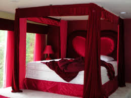 room decoration for a couple red bedroom ideas red and brown