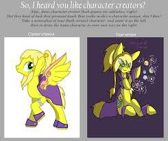 Meme Pony - pony creator meme by d00med d00dles on deviantart