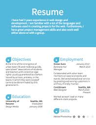 Sample Resume Photo by Sample Resumes U0026 Example Resumes With Proper Formatting Resume Com