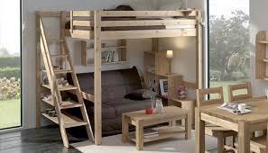 lit mezzanine canape lit mezzanine et étagères en bois photo 6 12 on a généralement