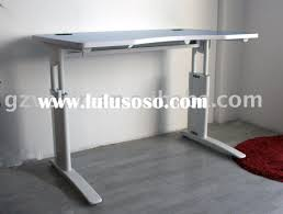 telescoping table telescoping desk comfort knows no limits height adjule desk