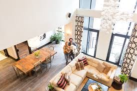 home design furniture jersey city seeking space a manhattan couple gut renovates a jersey city loft