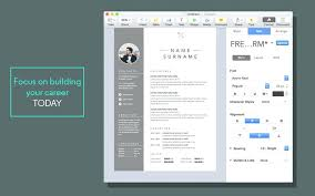 resume templates for mac textedit free mac resume templates lidazayiflama info