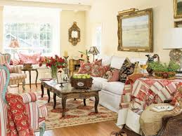 cool country cottage living room decor small home decoration ideas