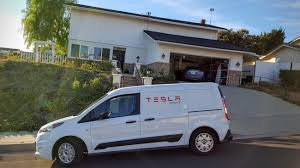 car service driver tesla service is on another level u2014 now getting even better
