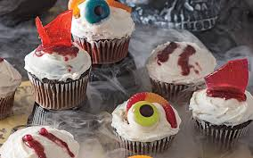 wickedly cute cupcakes for halloween