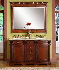 50 Inch Double Sink Vanity Appealing 58 Inch Double Vanity And 50 58 In Bathroom Vanities