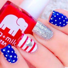 incredible fourth of july nails naildesignsjournal com