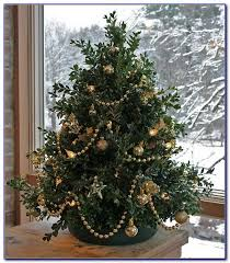 Pre Decorated Christmas Trees Tabletop by Pre Decorated Tabletop Artificial Christmas Trees Tabletop