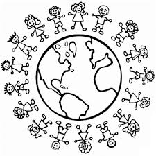peachy ideas around the world coloring pages printable christmas