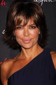 what is the texture of rinnas hair lisa rinna hairstyles bob hairstyle