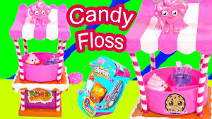 food factory moshi monster cotton candy floss spin playset